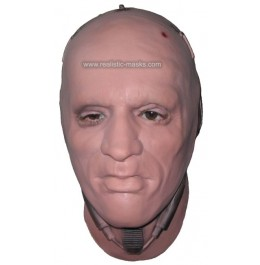 Disguise Mask made from Latex 'The Android'