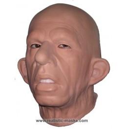 Latex Mask 'The Fool'