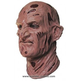 Horror Latex Mask 'Uncle Fred K.'