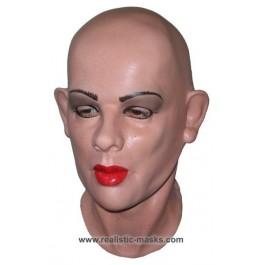 Latex Crossdresser Mask 'Julie'