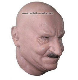 Latex Mask 'The Banker'