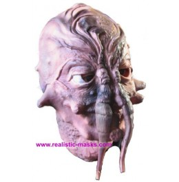 Latex Mask 'The Insectoid'