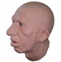 Latex Mask 'The Rogue'