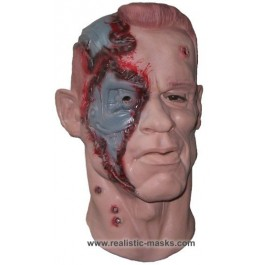 Latex Masker 'Cyborg from the Future'