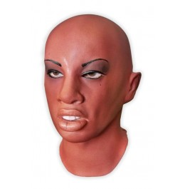 Female Face CD Mask 'Alyssa'