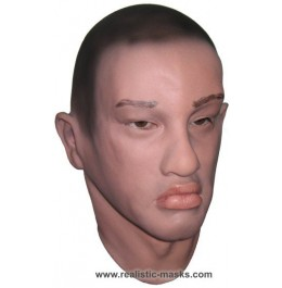 Realistic Latex Mask 'The Actor'