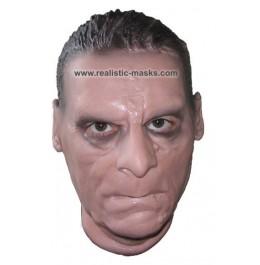 Latex Mask 'The Mafia Head'