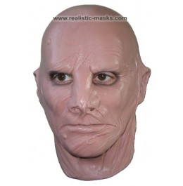 Latex Mask 'Fire Victim'