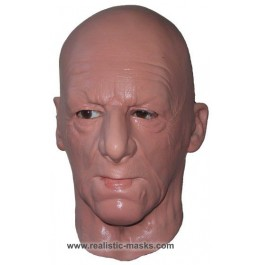 Latex Mask 'The Killer'