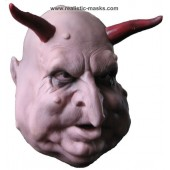 'Prince of Darkness' Horror Face Mask