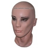 Crossdressing Latex Mask 'Lolita'