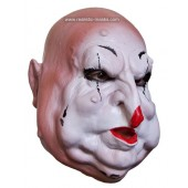 Fat Horror Clown Mask