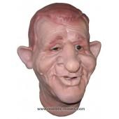 Latex Mask 'Soccer Coach'