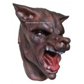 Horror Mask 'The Wolf'