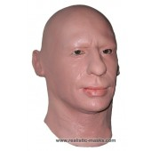 Realistic Latex Mask 'The Thug'