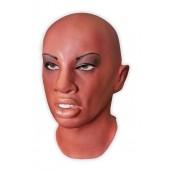 Female Face CD Mask 'Alyssa'