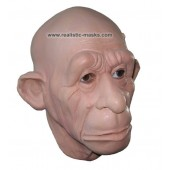 'Monkey Face' Latex Mask