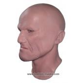 Latex Face Mask 'The Prisoner'