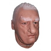 Realistic Face Mask 'The Drill Master'