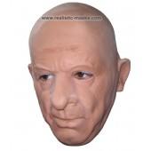 Latex Mask 'The Professor'
