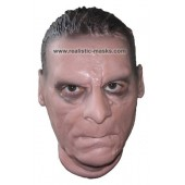 Latex Mask 'The Mafia Head'