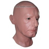 Realistic Latex Mask 'The Doctor'