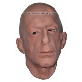 Latex Mask 'The Treasurer'