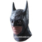 Rubber Latex Mask 'Capman'