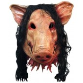 "SAW ""Pig Head"" Licensed Movie Mask"