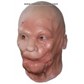 'Scar Face' Horror Latex Mask