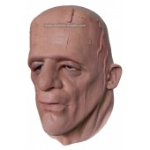 Scary Latex Mask 'Golem'