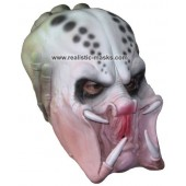 'Jungle Monster' Scary Foam Latex Mask