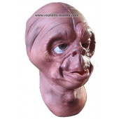 Latex Mask 'The Extraterrest'