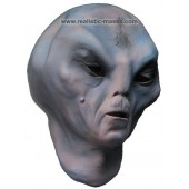 Latex Mask 'UFO Alien'