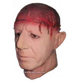 Maska Horror 'Śmierć mózgu'
