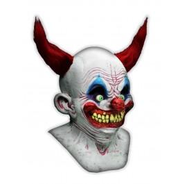 'Maniacki Clown' Horror Maska
