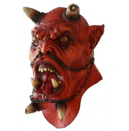 Mask na Halloween 'Licho'