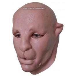 Strój na Bal Maskowy Maski Zwierząt 'Twarz Kota'