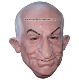 Maską Maskaradowy 'Francuski Komik'