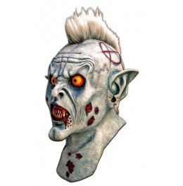 Maska na Halloween 'Zombi Punk'