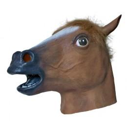 Maska Koń