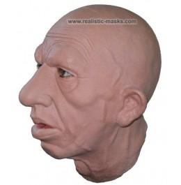 Realistyczna Maska Lateksowa 'The Rogue'