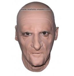 Realistyczna Maska Lateksowa 'Sędzia'