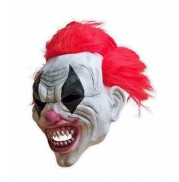 Maska Straszny Klaun Halloween 'Smiley'
