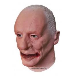 'Doctor Cannibal' Maska Pianki Lateksowej