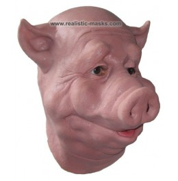'Pigface' Maska Świnia