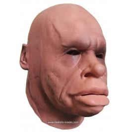 Maska na Twarz 'Prehistorycznego Człowieka'