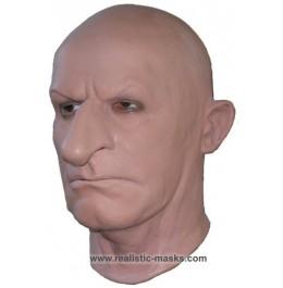 Realistyczna Maska Lateksowa 'Detektyw'