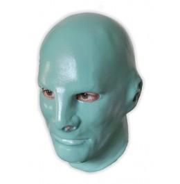 Maska lateksowa 'Pan Zielony'