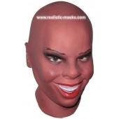 'Black Beauty' Realistyczny Maska